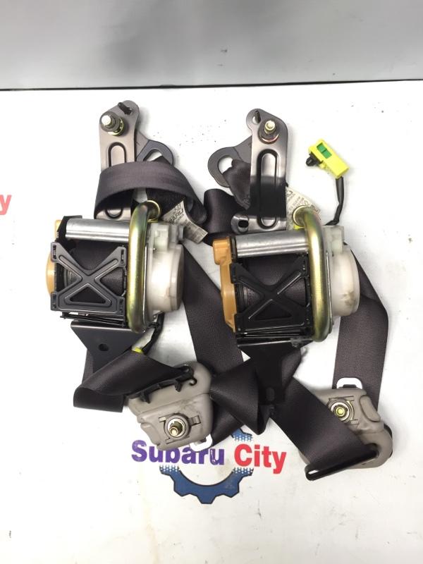Ремни безопасности Subaru Legacy BE EJ20 2001 передние (б/у)