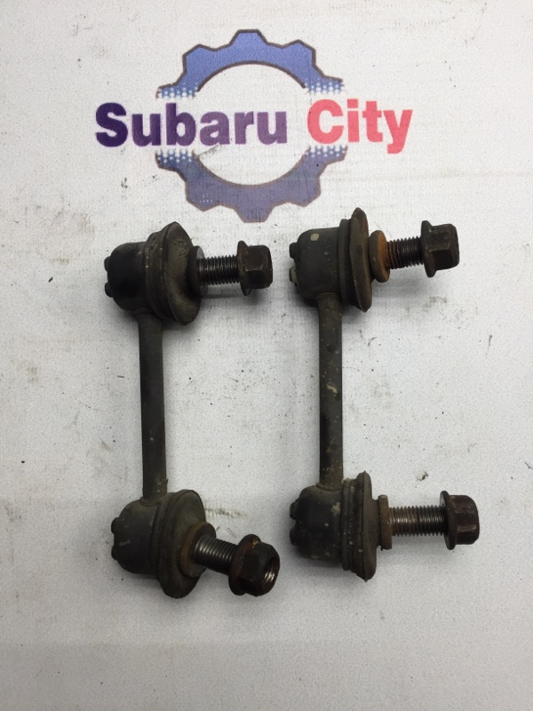 Стойки стабилизатора Subaru Legacy BE EJ20 2001 задние (б/у)