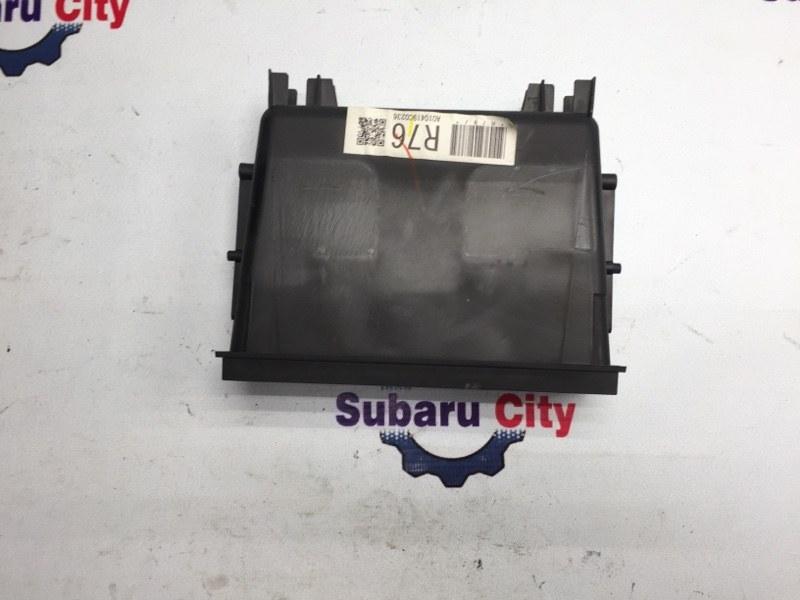 Кармашек под магнитолой Subaru Legacy BE EJ20 2001 (б/у)