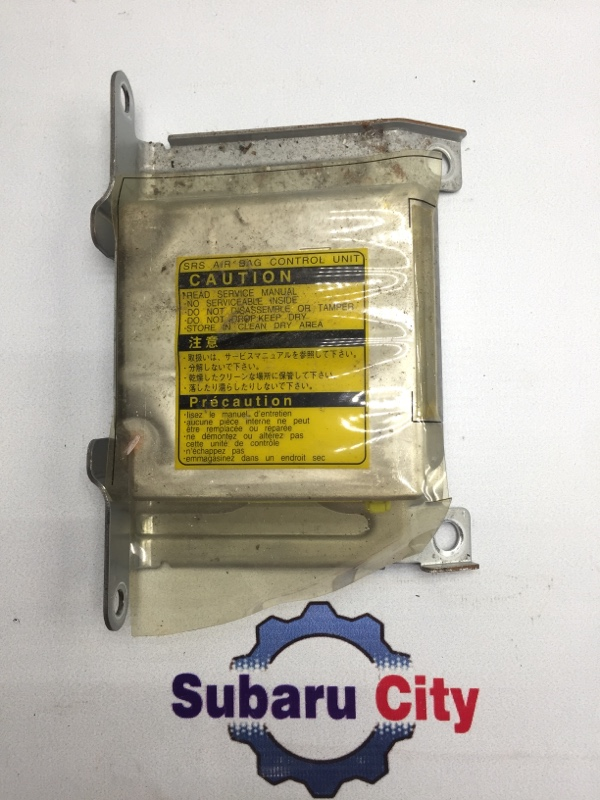 Блок srs Subaru Legacy BE EJ20 2001 (б/у)