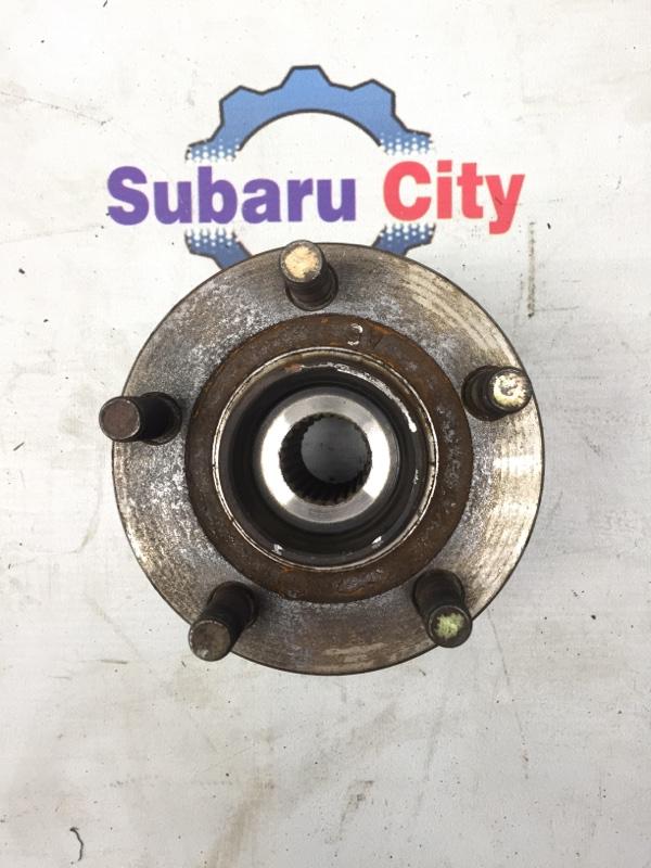 Ступица Subaru Legacy BE EJ20 2001 задняя (б/у)