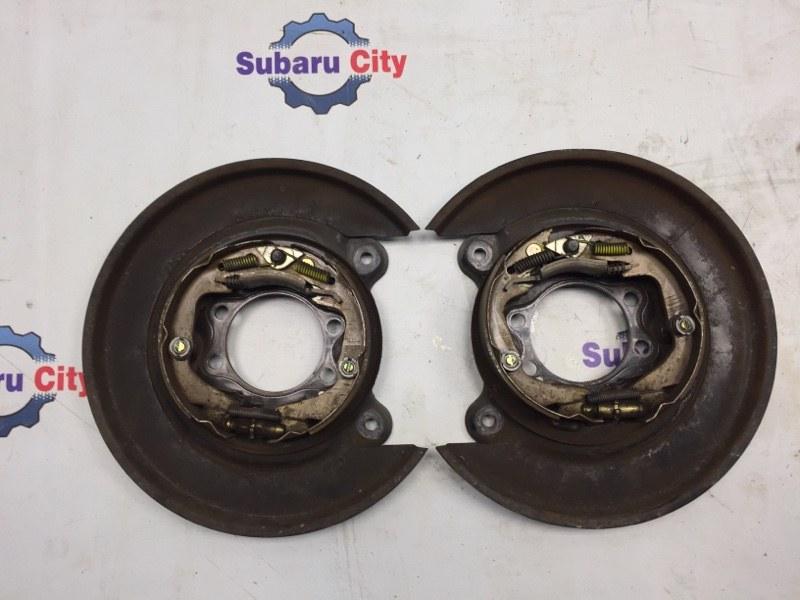 Механизм ручника Subaru Legacy BE EJ20 2001 (б/у)
