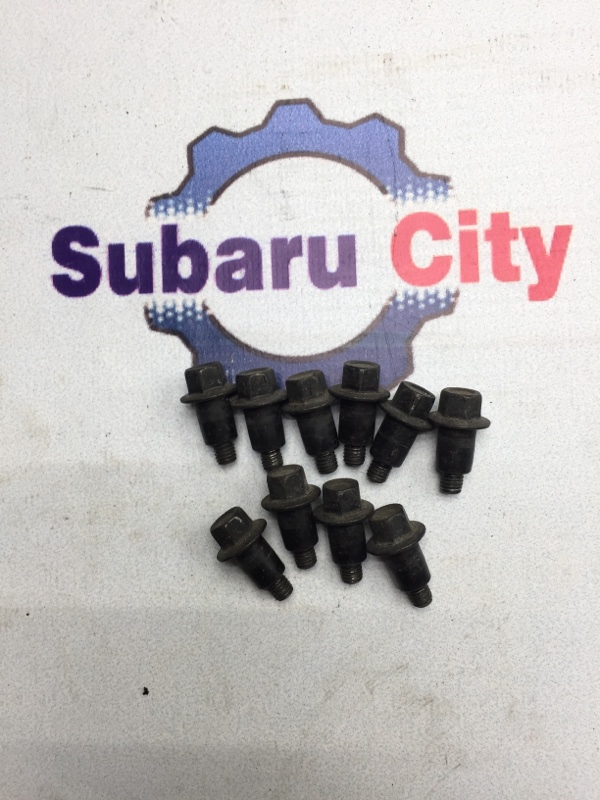 Болты крепления топливной станции Subaru Legacy BE EJ20 2001 (б/у)