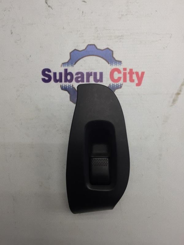 Кнопка стеклоподъемника Subaru Legacy BE EJ20 2001 передняя левая (б/у)