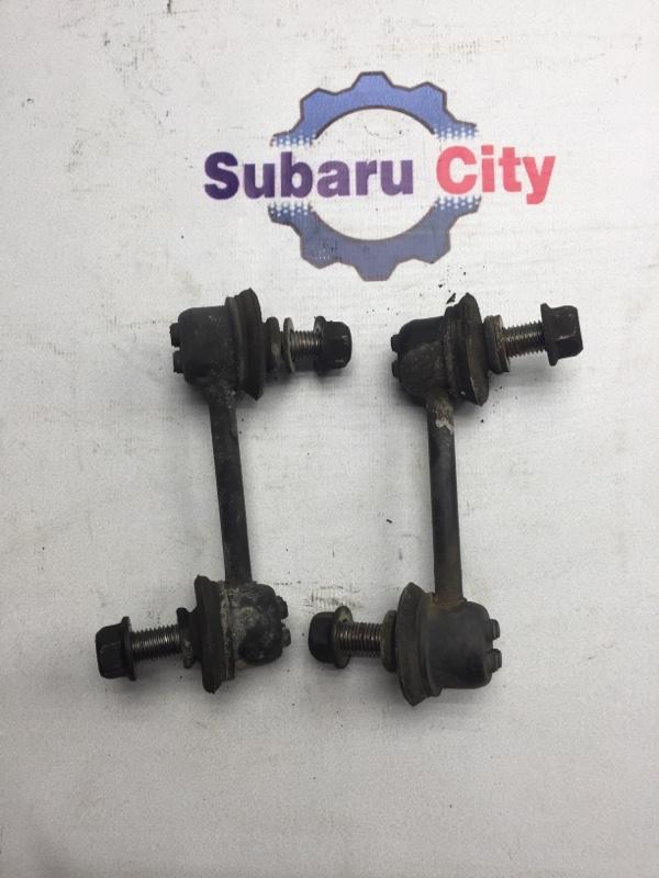 Стойки стабилизатора Subaru Legacy BE EJ20 2001 передние (б/у)