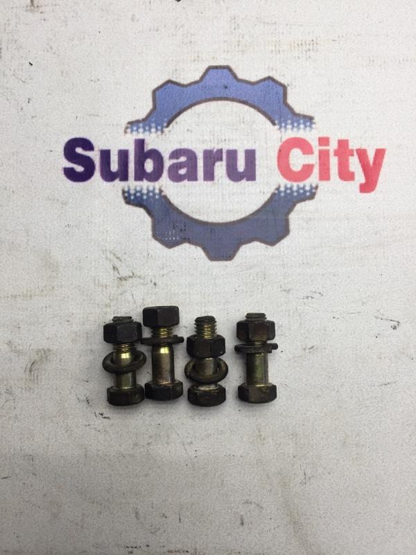 Болты крепления карданного вала Subaru Legacy BE EJ20 2001 (б/у)