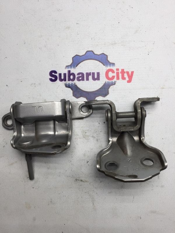 Петли двери Subaru Legacy BE EJ20 2001 задние левые (б/у)