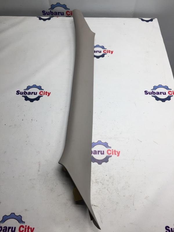 Накладка на стойку Subaru Legacy BE EJ20 2001 передняя левая (б/у)