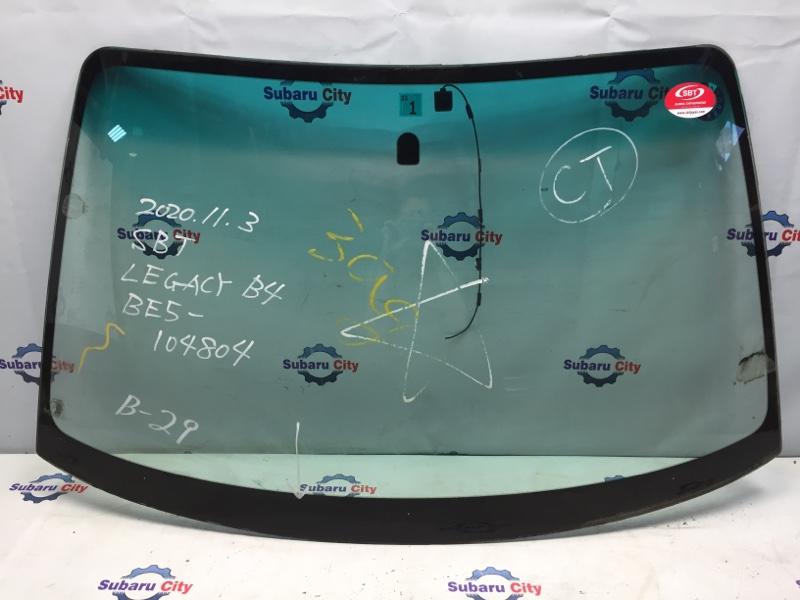 Лобовое стекло Subaru Legacy BE EJ20 2001 (б/у)