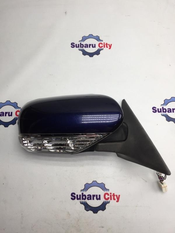 Зеркало Subaru Legacy BL EJ20 2003 правое (б/у)