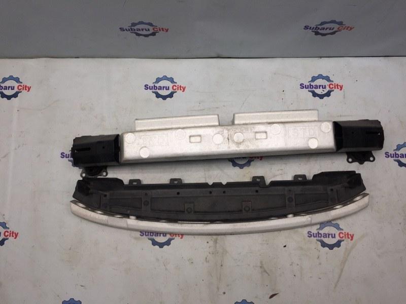Усилитель бампера Subaru Legacy BL EJ20 2003 передний (б/у)