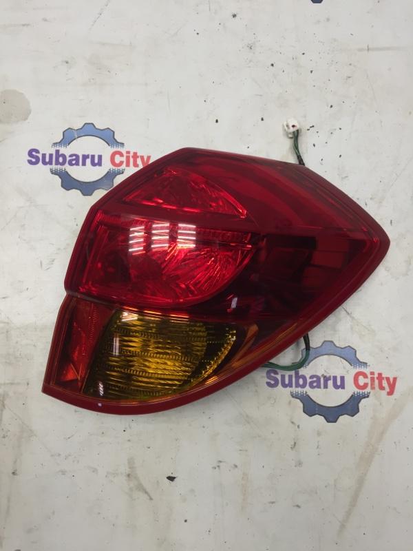 Стоп сигнал Subaru Legacy BP EJ20 2003 правый (б/у)