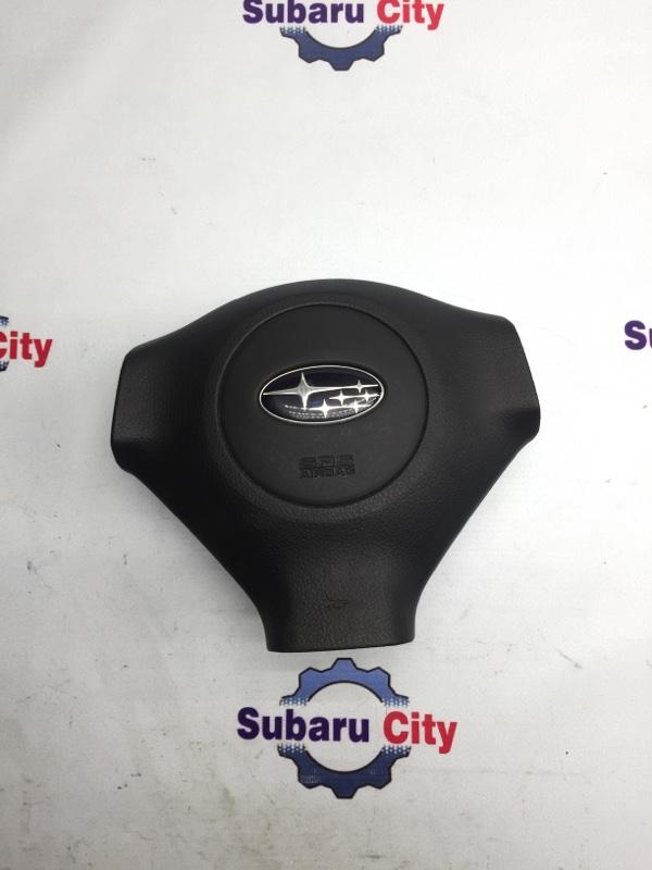 Подушка безопасности водителя Subaru Legacy BL EJ20 2003 (б/у)