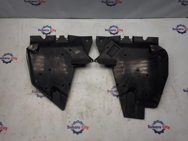 Защита топливного бака Subaru Legacy BL EJ20 2003 (б/у)