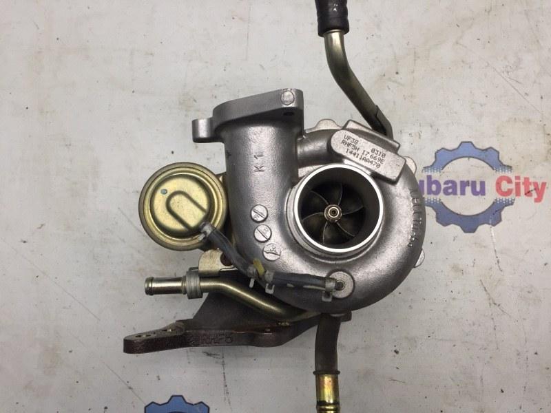 Турбина Subaru Legacy BL EJ20X 2003 (б/у)