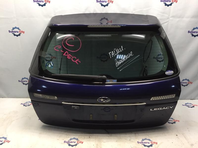 Дверь багажника Subaru Legacy BP EJ20 2003 (б/у)