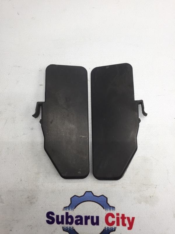 Брызговики Subaru Legacy BL EJ20 2003 задние (б/у)