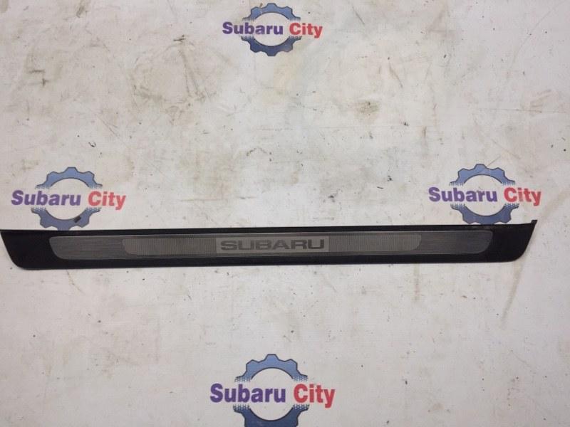 Накладка проема двери Subaru Legacy BL EJ20 2004 передняя правая (б/у)
