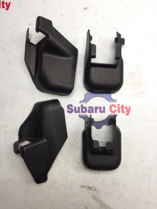 Обшивка крепления сидений Subaru Legacy BL EJ20 2004 (б/у)