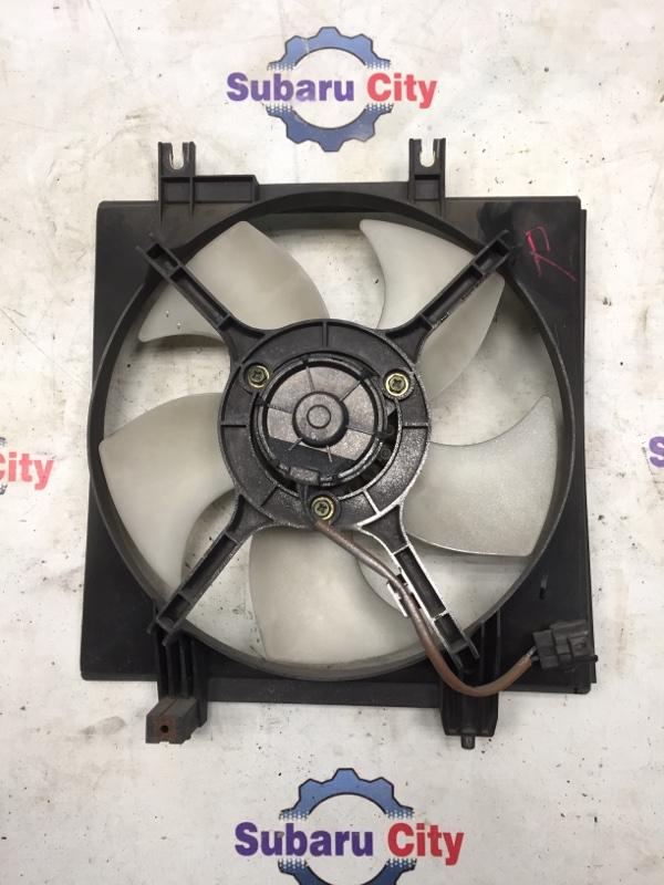 Вентилятор радиатора Subaru Legacy BL EJ20 2004 правый (б/у)