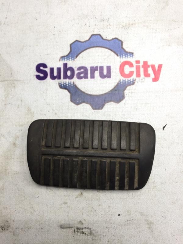 Накладки на педали Subaru Legacy BL EJ20 2004 (б/у)