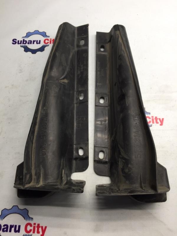 Крепление заднего бампера Subaru Legacy BL EJ20 2004 (б/у)