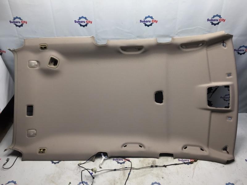 Обшивка потолка Subaru Legacy BP EJ20 2004 (б/у)