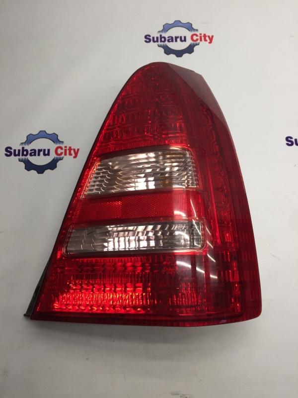 Стоп сигнал Subaru Forester SG EJ20 2003 правый (б/у)