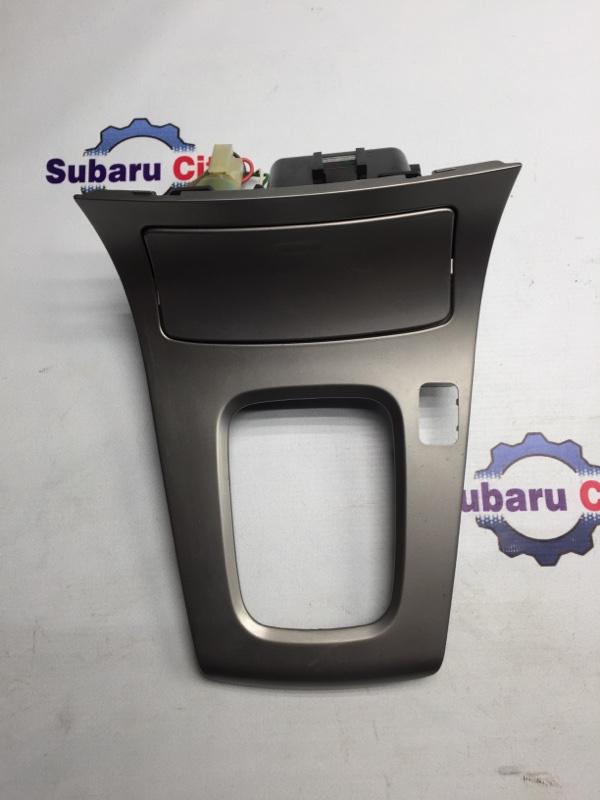 Рамка вокруг селектора акпп Subaru Forester SG EJ20 2003 (б/у)
