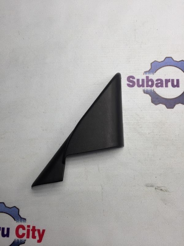 Уголок у зеркала Subaru Forester SG EJ20 2003 правый (б/у)