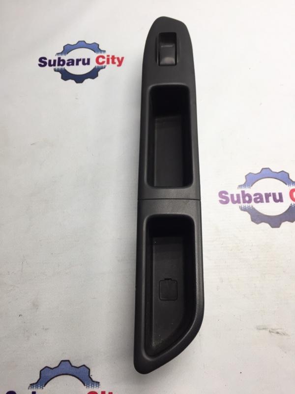 Кнопка стеклоподъемника Subaru Forester SG EJ20 2003 передняя левая (б/у)
