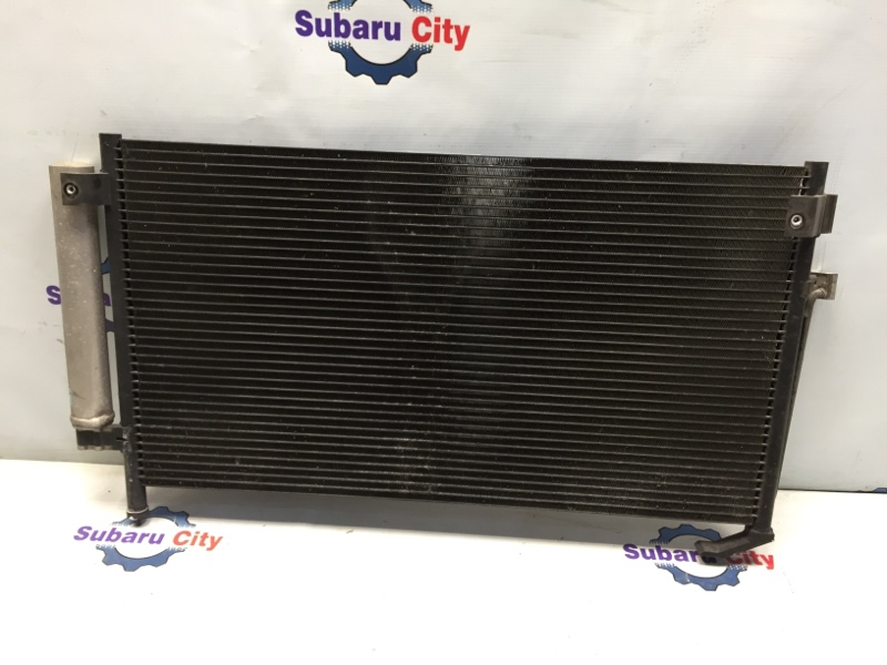 Радиатор кондиционера Subaru Forester SG EJ20 2003 (б/у)