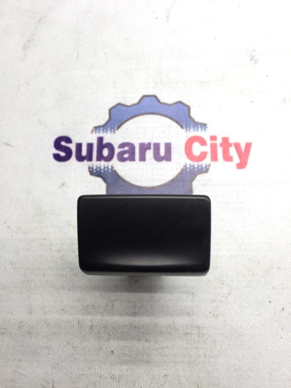 Заглушка под кнопку Subaru Forester SG EJ20 2003 (б/у)