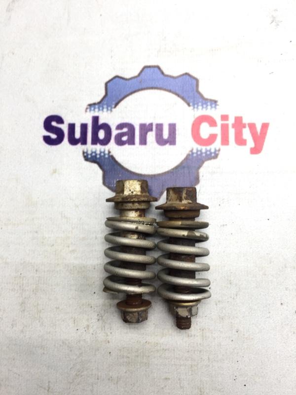 Болты крепления глушителя Subaru Legacy BE EJ20 2003 (б/у)
