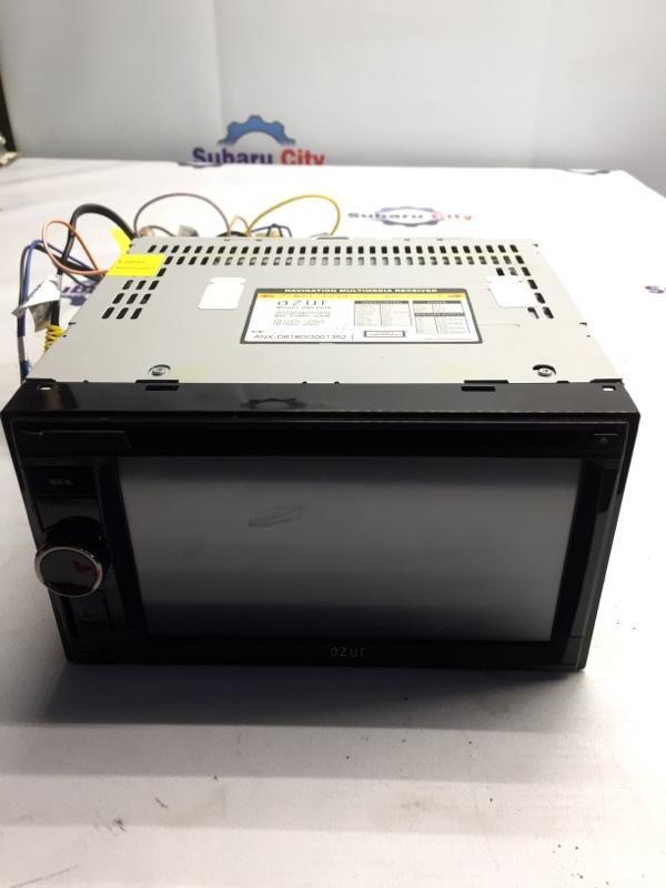 Магнитофон Subaru Legacy BE EJ20 2003 (б/у)