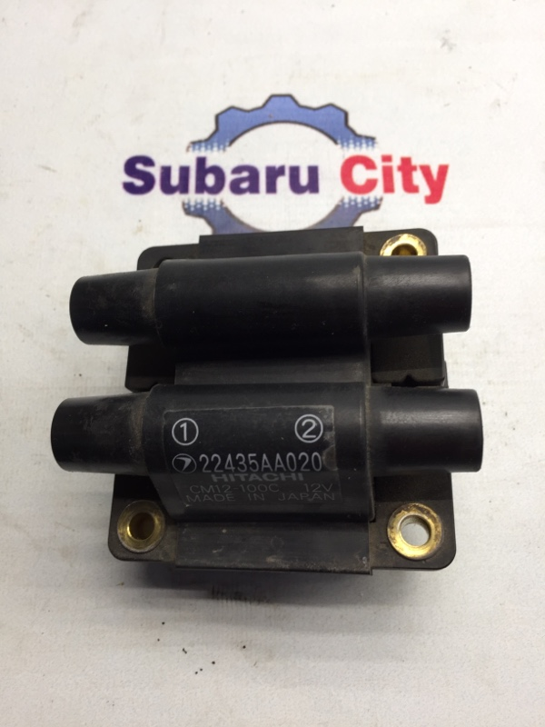 Катушка зажигания Subaru Forester SG5 EJ202 2003 (б/у)