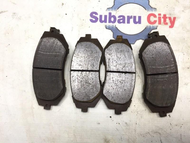 Тормозные колодки Subaru Impreza GD EJ15 2003 (б/у)