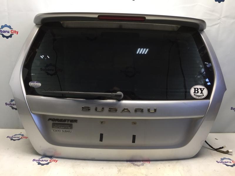 Дверь багажника Subaru Forester SG EJ20 2003 (б/у)