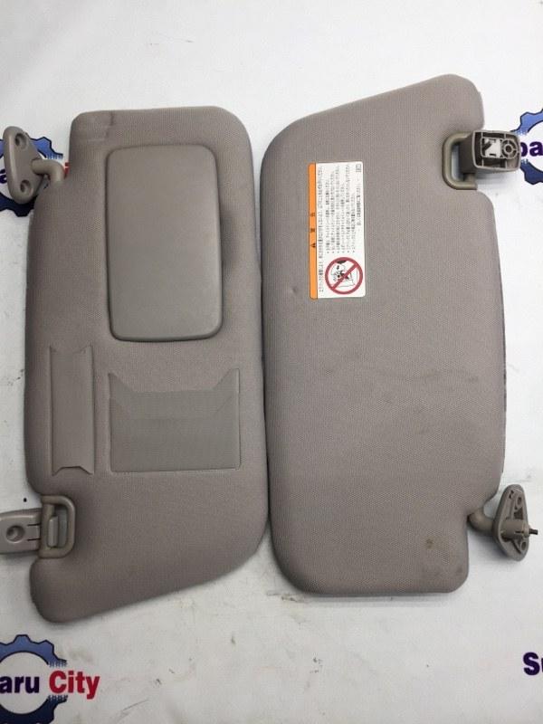 Козырек солнцезащитный Subaru Forester SG EJ20 2003 (б/у)