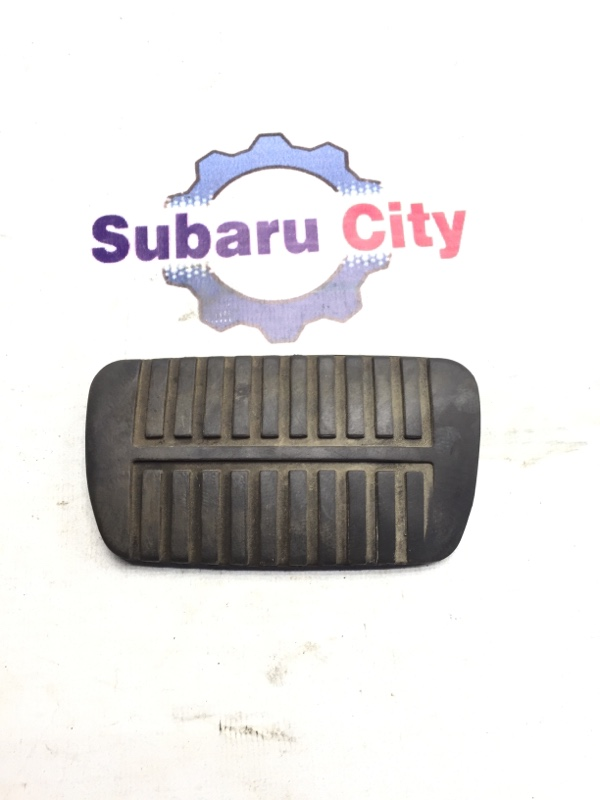 Накладки на педали Subaru Forester SG EJ20 2003 (б/у)