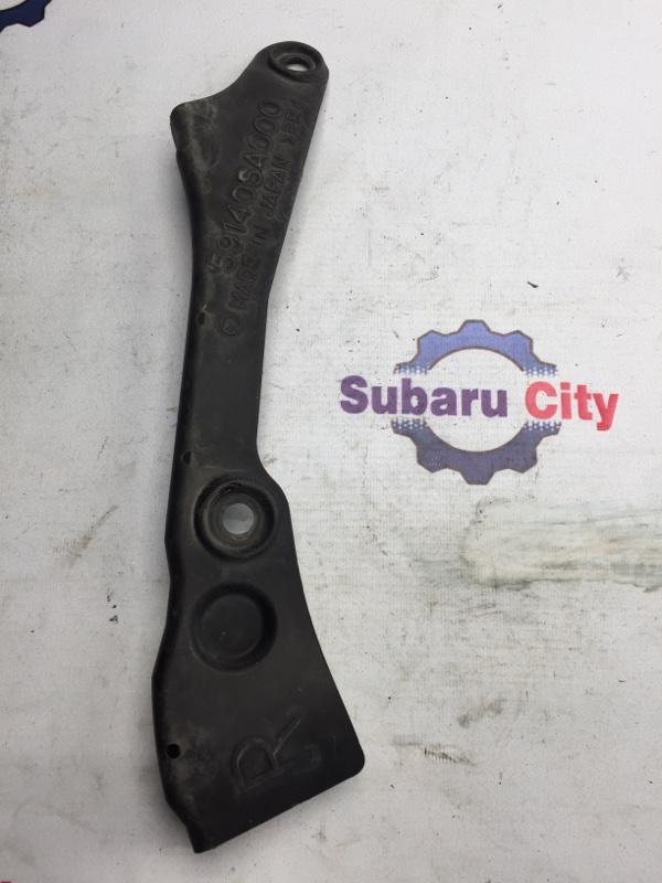 Защита днища Subaru Forester SG EJ20 2003 правая (б/у)