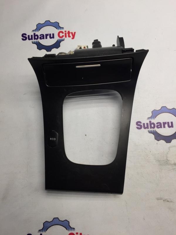 Рамка вокруг селектора акпп Subaru Legacy BL EJ20 2004 (б/у)