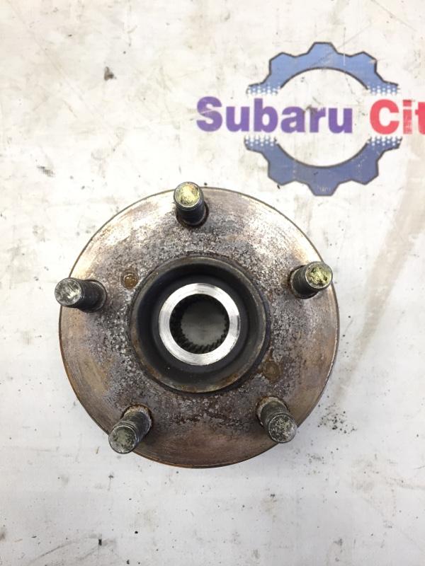 Ступица Subaru Legacy BL EJ20 2004 задняя (б/у)