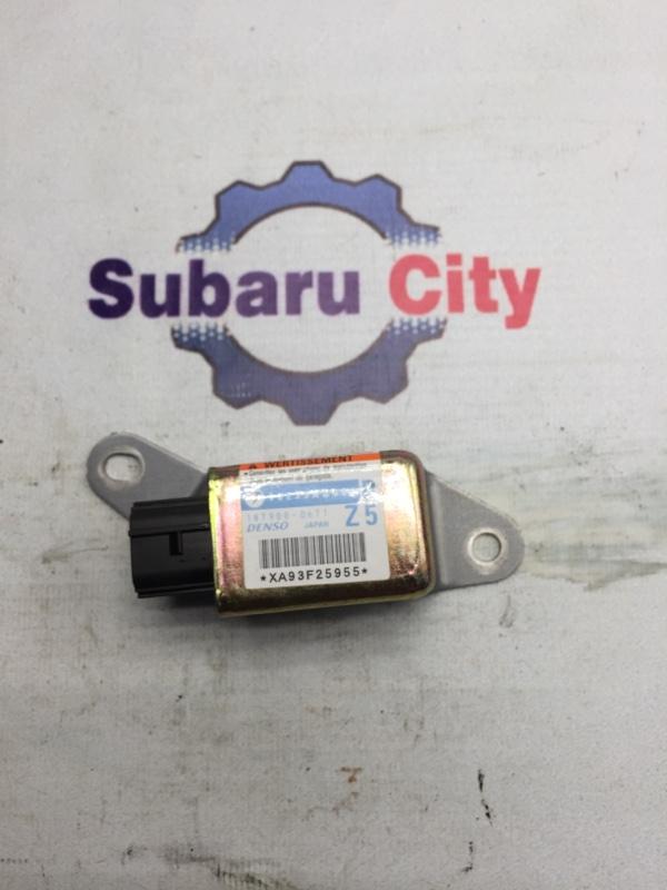 Датчик srs Subaru Legacy BL EJ20 2004 правый (б/у)