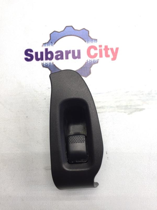 Кнопка стеклоподъемника Subaru Legacy BE EJ20 1998 задняя левая (б/у)