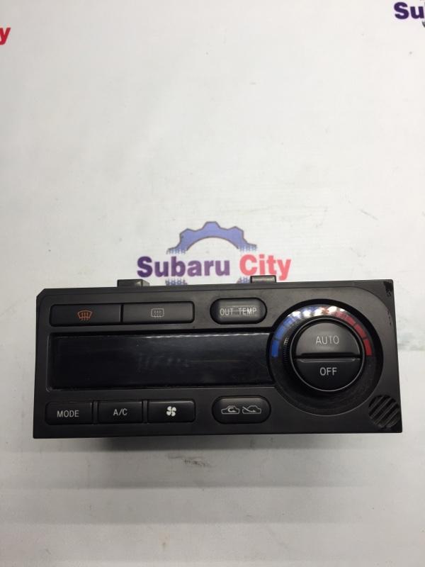 Блок климат контроля Subaru Legacy BE EJ20 1998 (б/у)