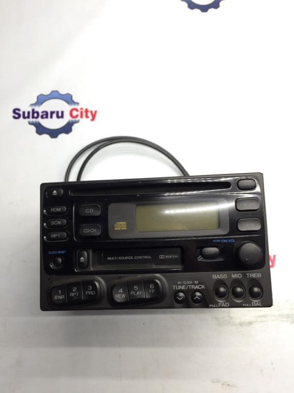 Магнитофон Subaru Legacy BE EJ20 1998 (б/у)