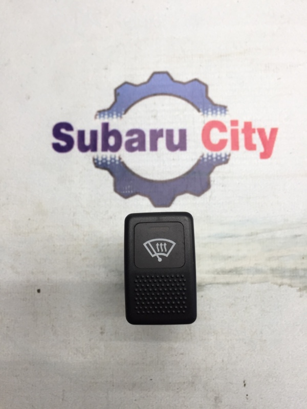 Кнопка подогрева лобового стекла Subaru Legacy BE EJ20 1998 (б/у)