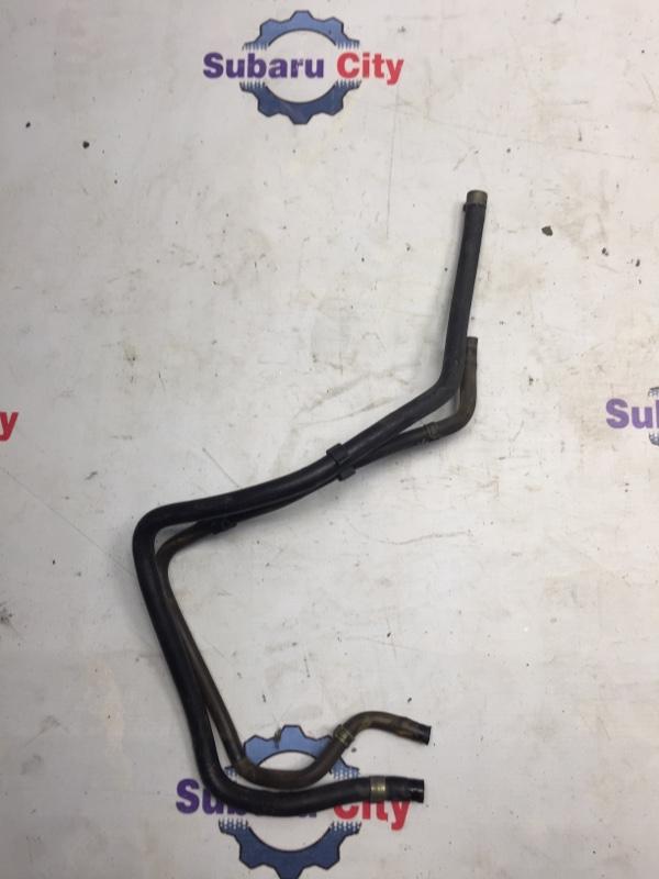 Патрубки охлаждения от радиатора к бочку Subaru Legacy BE EJ206 1998 (б/у)