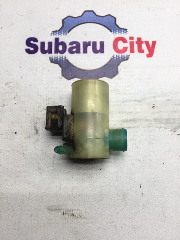 Моторчик омывателя Subaru Legacy BE EJ20 1998 задний (б/у)